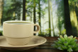 Coffee In The Rainforest Photo