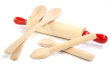 Rolling Pin And Wooden Spoons Photo